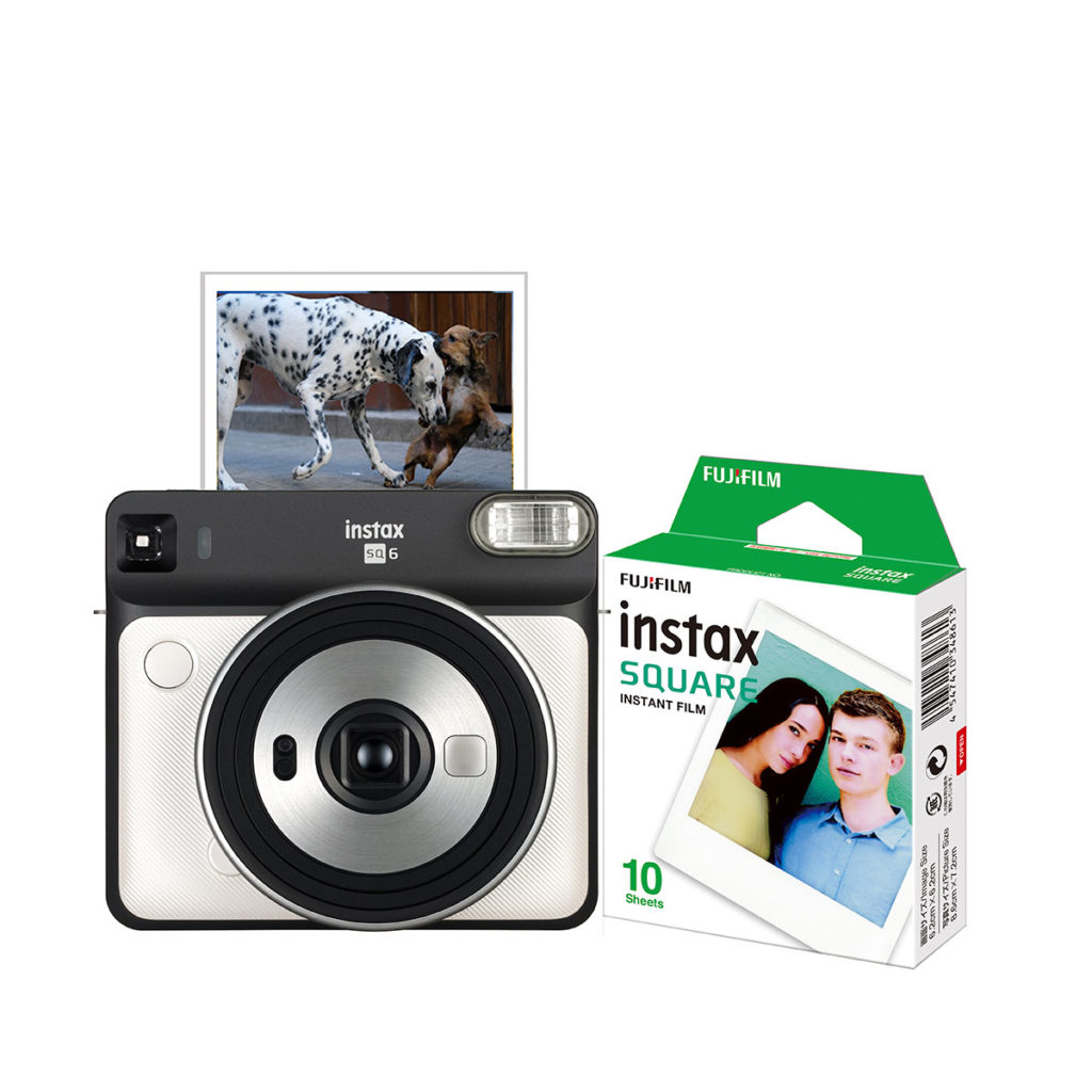 FujiFilm Instax Square SQ6 Camera